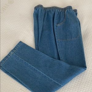 Blair pull-on jeans